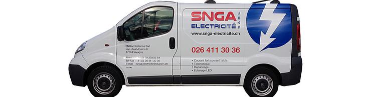 SNGA Electricité Sàrl