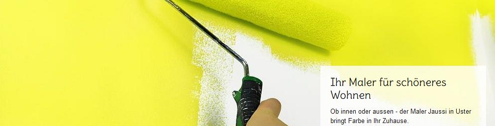 Jaussi Maler- und Tapezierergeschäft GmbH