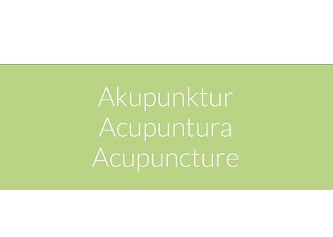 AAA-Akupunktur-Praxis