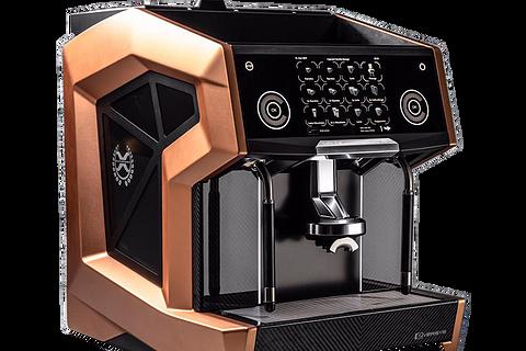 Eversys vollautomatische Kaffeemaschinen für Office, Gewerbe und Gastronomie
