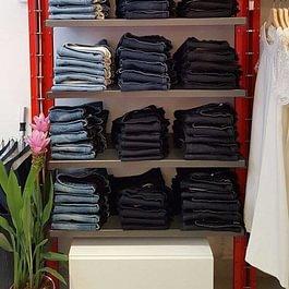 Jeans Queen Mum