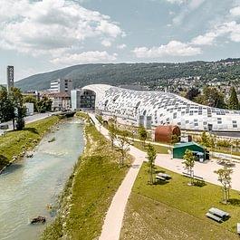 Stadt Biel/Ville de Bienne - Park Schüssinsel/Parc de l'Ile-de-la-Suze
