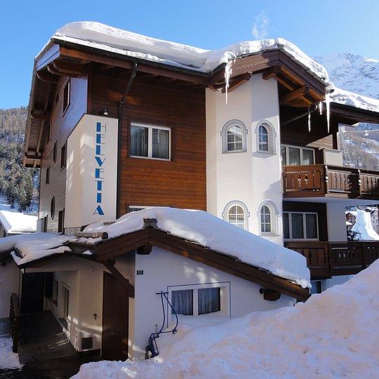 Helvetia Apartments - Winterurlaub