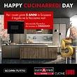 Per i nostri primi 5 anni in Svizzera, il regalo ve lo facciamo noi! Scoprite tutte le nostre promo per la vostra nuova cucina LUBE.