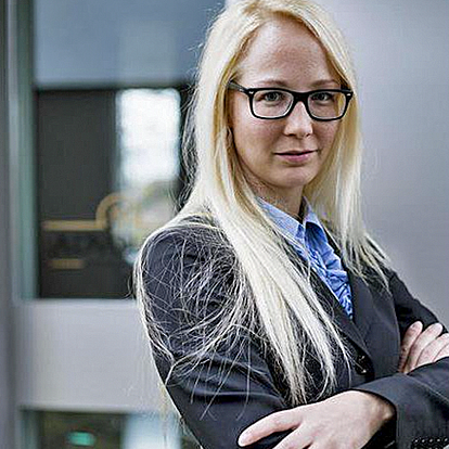 Michèle Binggeli, Rechtsanwältin