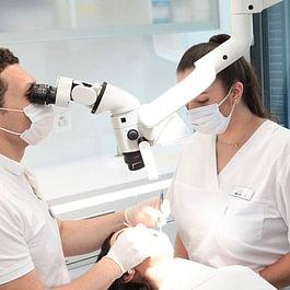Zahnarzt & Dentalhygiene in Bern