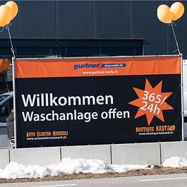 Auto Waschanlage,Garage Grosshöchstetten, Auto Elektro