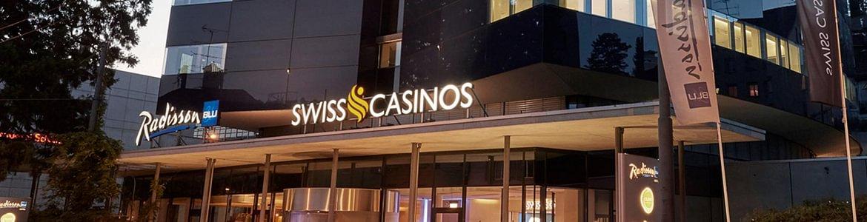 Swiss Casinos St. Gallen