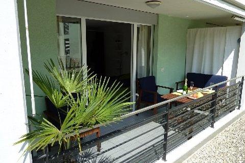 Hübsches Studio mit Balkon in Ascona - Centro Muraccio, Apt. 104