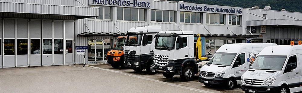Mercedes benz automobil ag zweigniederlassung neuendorf for Garage mercedes 94