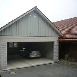 Garage in Reckenwil
