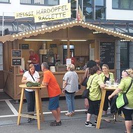 Raclette-Hütte