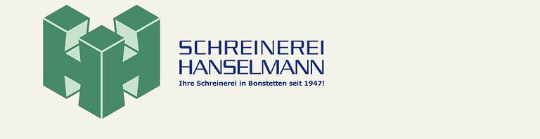 Schreinerei Hanselmann GmbH