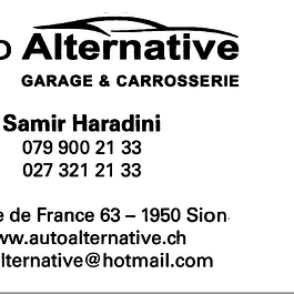 Auto Alternative Garage & Carrosserie