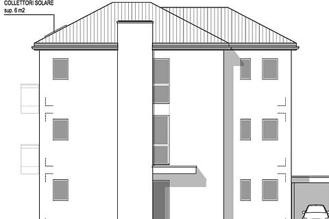 CLARO - vendesi nuovi appartamenti in casa trifamiliare