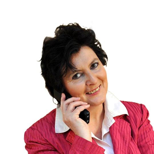 Anna-Rosa Fluri, selbständige JEMAKO Vertriebspartnerin