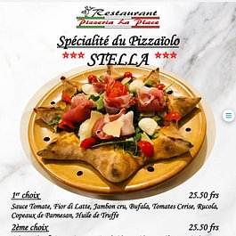 Restaurant - Pizzeria La Place