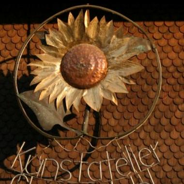 Kunstatelier Chromstahl Schlosserei