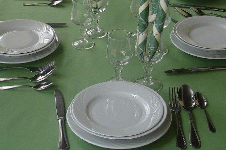 Vaisselle et art de la table - Assiettes rondes