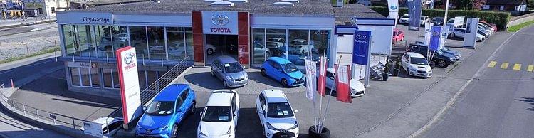 CITY-GARAGE Toyota & Subaru