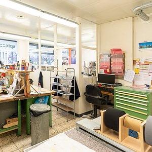 Werkstatt Orthopädie