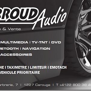 Perroud Audio Sàrl