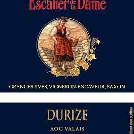 Durize ancien cépage de Fully I seltene rote Rebsorte von Fully