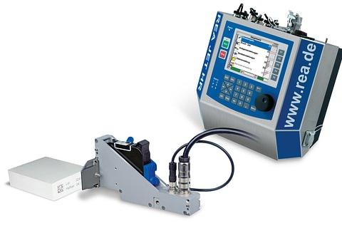 REA JET HR Hochaufgelöste Schrift HP Technologie Tintenstrahldrucker