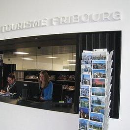Office du Tourisme de Fribourg