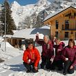 Sportgeschäft / Ski & Snowboard Carvin Mürren Berner Oberland