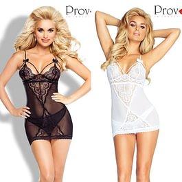 Linea lingerie e mini dress provocative