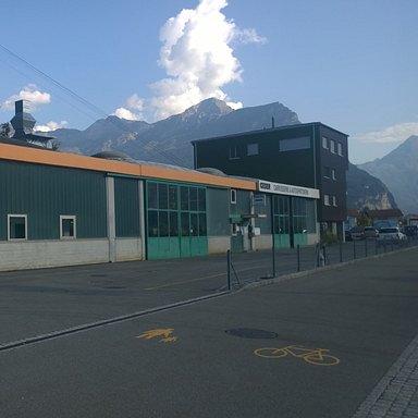 Carrosserie & Autospritzwerk Geser, Altdorf - Aussenansicht