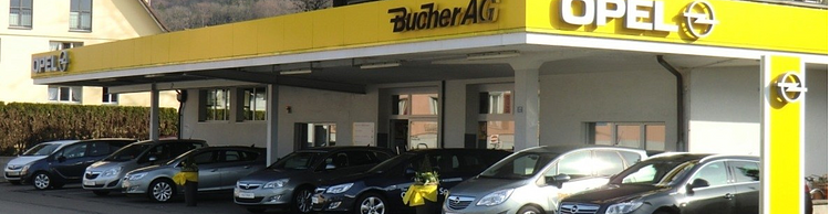 Garage Bucher AG