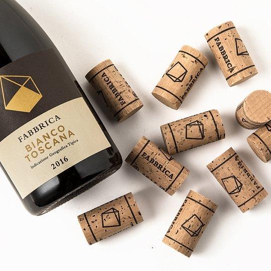 Fabbrica - Identité de marque, Etiquette de vin, Communication et site Internet e-Commerce