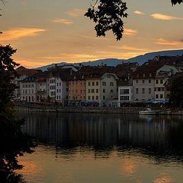 Landhausquai, Aare Riviera, Solothurn