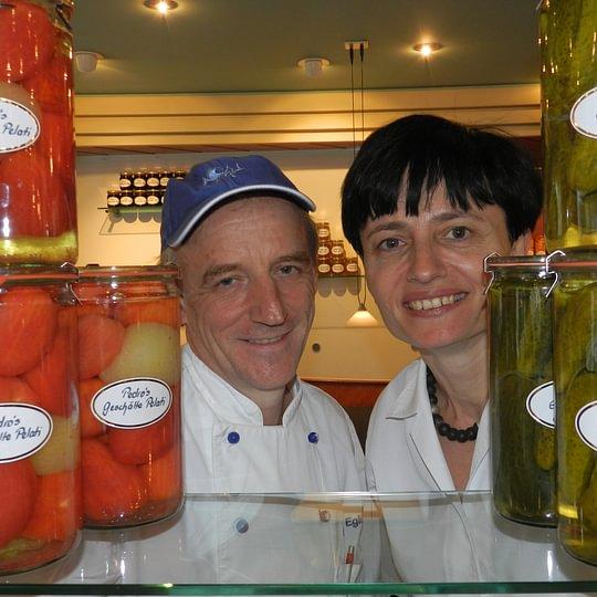 Yvonne und Pedro Egli