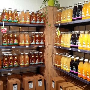 Biofruits - Le Shop, Les jus de fruits Biofruits