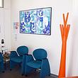 Salle d'attente cabinet dentaire Gare Cornavin