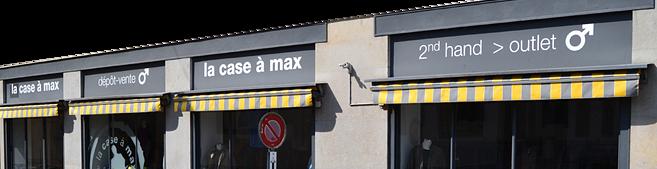Case à Max