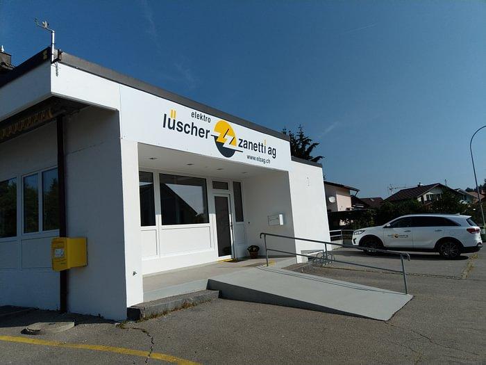 Elektro Lüscher & Zanetti AG Safenwil