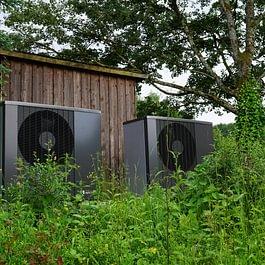 Luft/Wasser Wärmepumpe - Alpha-InnoTec Schweiz AG - Heizwert AG, Muttenz und Basel