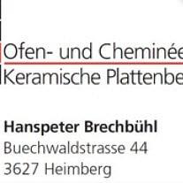 Brechbühl Hanspeter Ofen- u. Cheminéebau, Keramische Plattenb