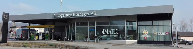 AUTOGARAGE HÖRHAGER AG