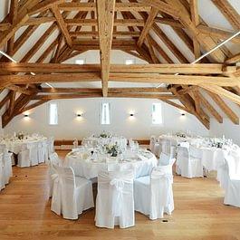 Ermitage Saal für Hochzeit