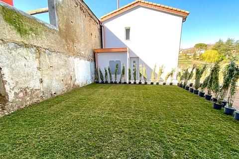 LIGORNETTO - vendesi nuovo appartamento con giardino privato