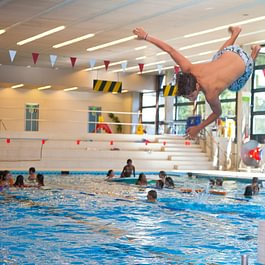 Hallenbad Sport Resort Fiesch