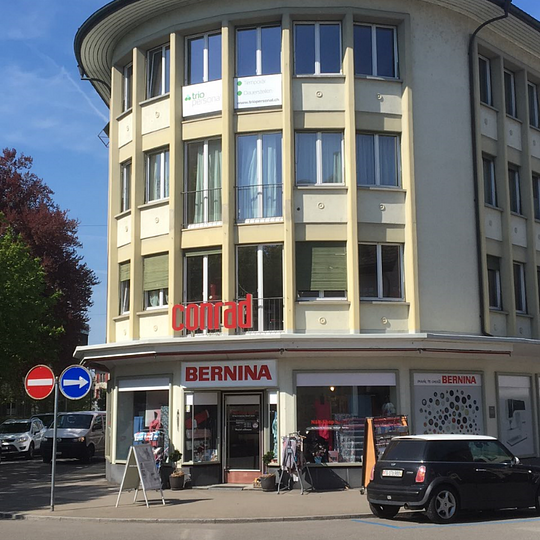 Bernina Näh- Shop Weinfelden Pestalozzistrasse 12