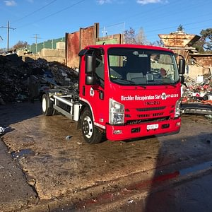 Birchler Récupération Sàrl - camion 2 essieux - Etoy