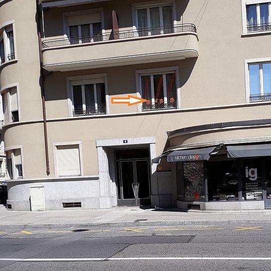 Cabinet au 4, rue des Charmilles, 1er étage