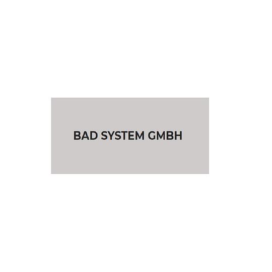 Logo, Bad System GmbH,  St. Margrethen SG